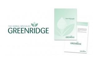 Greenridge logo design