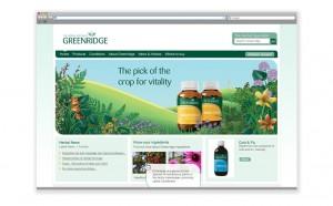 Greenridge web design