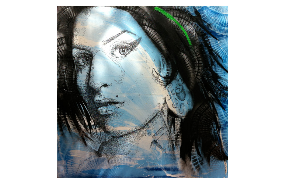 Amy Winehouse by Dan Day