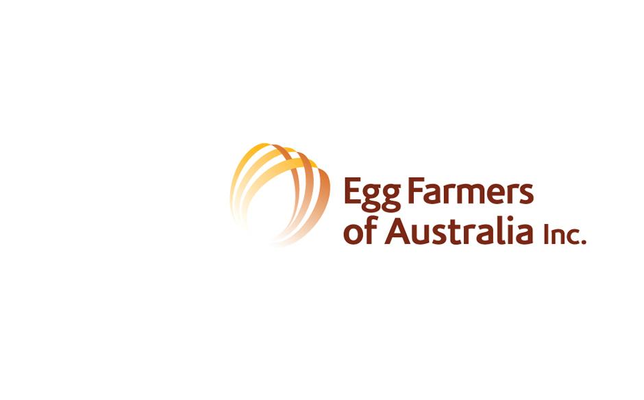 Egg Farmers Australia logo design