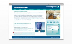 Cunninghams web design