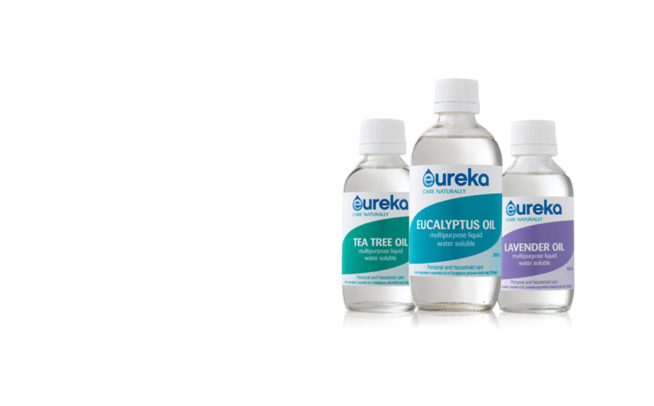Eureka packaging design