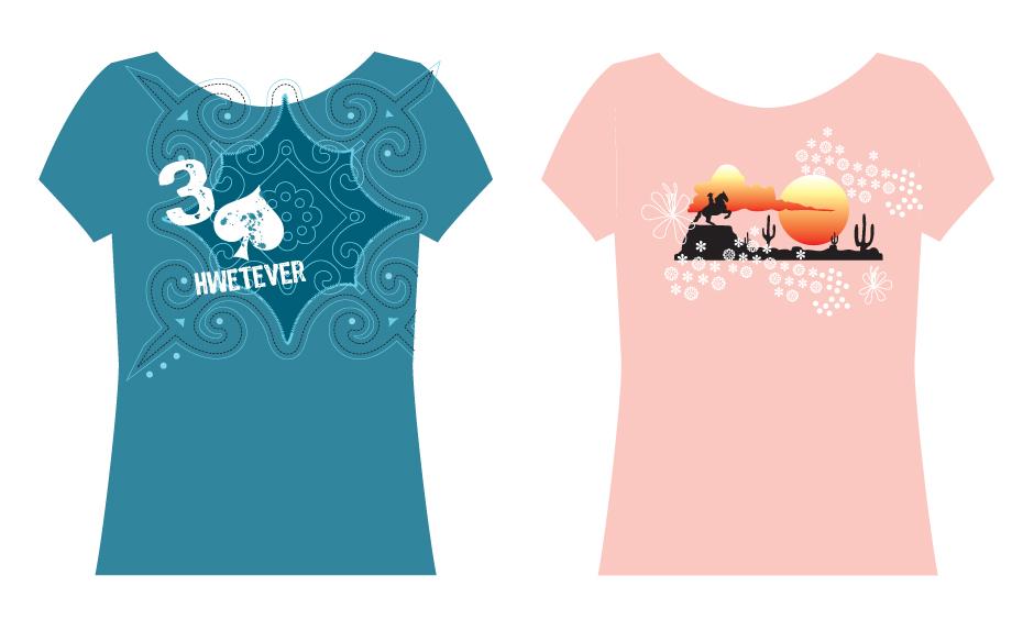 Babydoll T shirt design