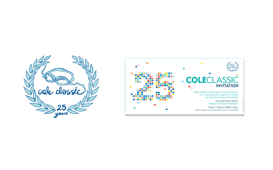 Cole Classic graphic design
