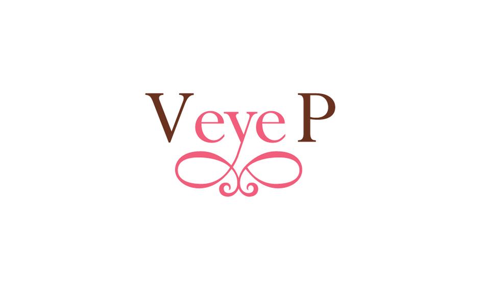 VeyeP logo design