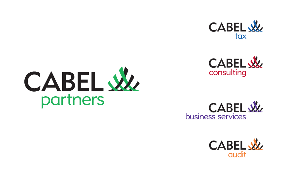 Cabel Partners logo design