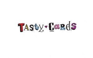 Tasty Cards logo design