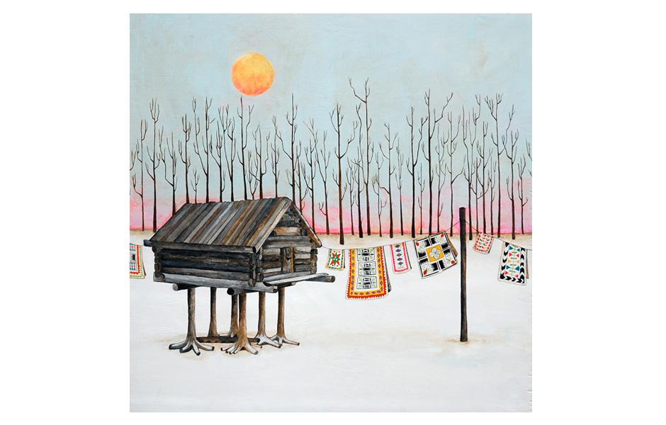Sunrise by Lisa Congdon
