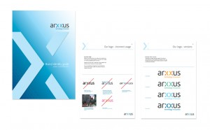 Arxxus branding_logo design