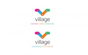 Village logo design