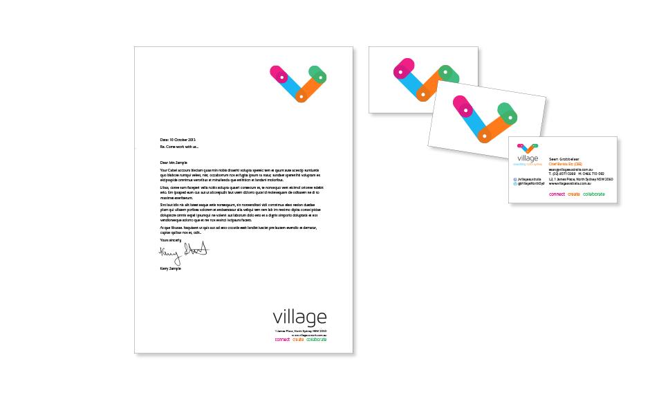03_Village_logo