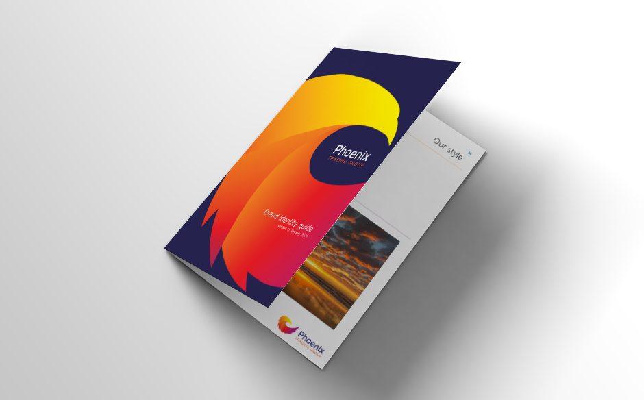 Phoenix Trading Group design